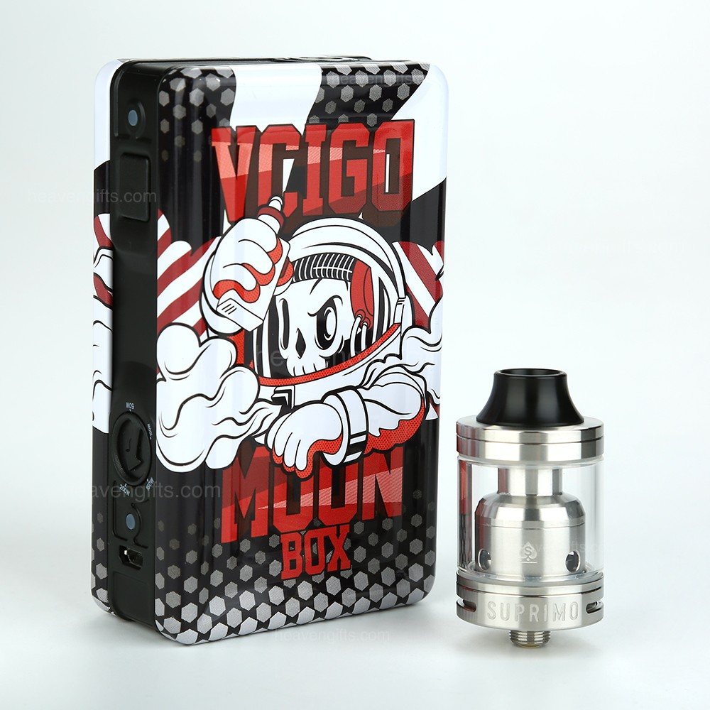 Vcigo Moon Box 200w Mod With Free Moonshot Rta Tambahan Packing Bubble Mouse Over To Zoom In