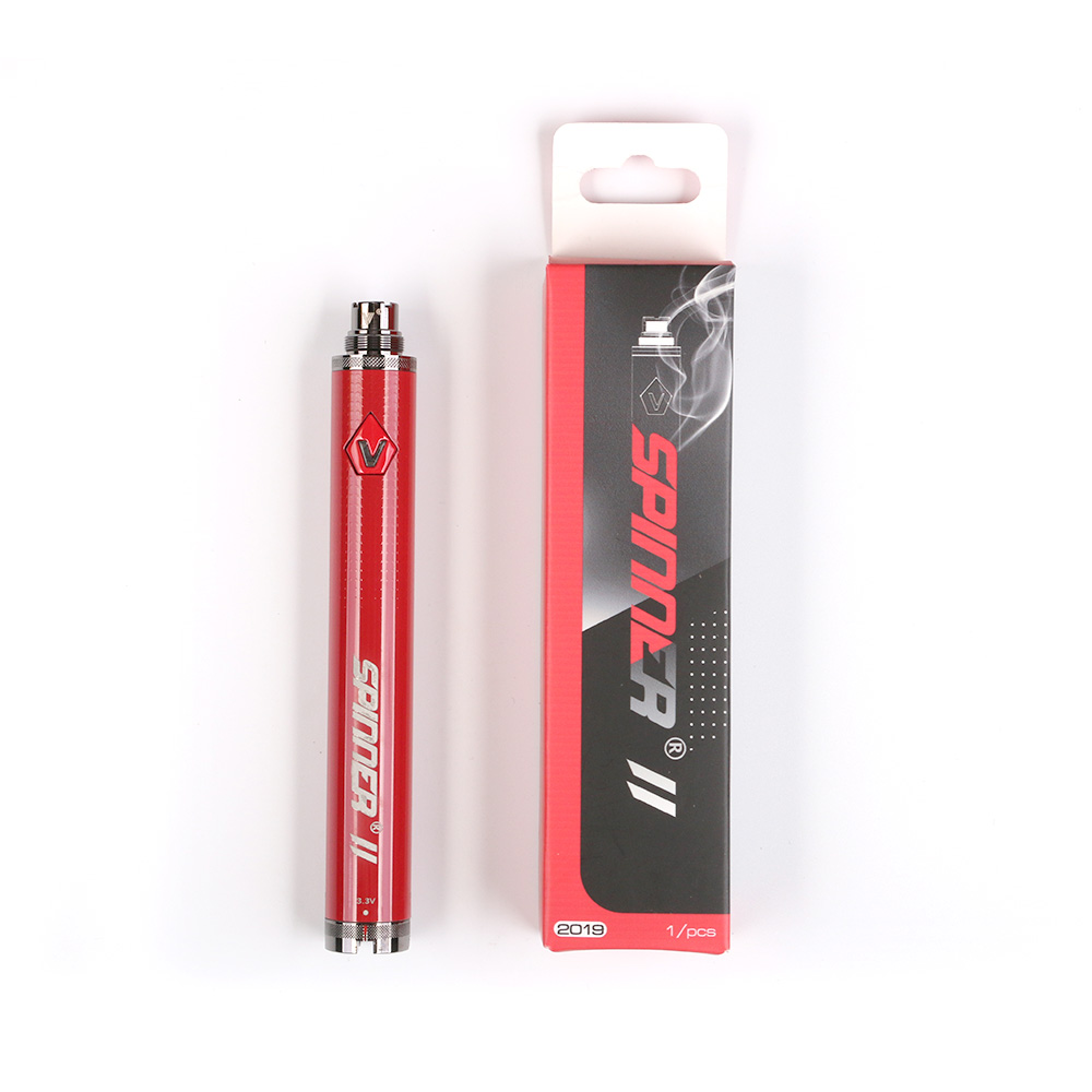 Vision Spinner 2 eGo Variable Voltage Battery - 1600mAh