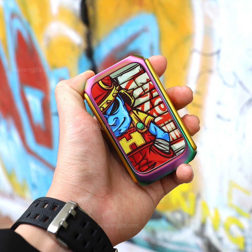 Vzone graffiti 220w tc box mod mouse over to zoom in