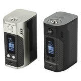 WISMEC Reuleaux RX300 TC Express Kit W/O Battery - Carbon Fiber