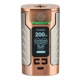 WISMEC SINUOUS FJ200 TC Box MOD 4600mAh