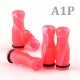 5x Celluloid Drip Tips for e-Cigarette