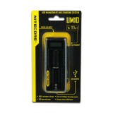 Nitecore Intellicharger UM10 LCD Li-ion Battery Charger