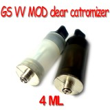 GS Clear Cartomizer 510 Thread 4ml
