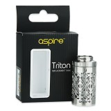 Aspire Triton Steel Hollowed-out Sleeve