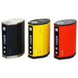 315W IJOY MAXO QUAD 18650 TC BOX MOD W/O Battery - Black, Red & Yellow