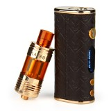 40W PLAYBOY Luxbox Mini TC Starter Kit - 2200mAh