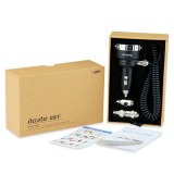Innokin iTaste DRV VV Vehicle Vaping Kit dengan iClear 16D Dual Coil Clearomizer W / O Battery