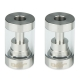 2pcs Eleaf iJust 2 BDC Atomizer Replacement Tube - 5.5ml