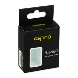 Aspire Atlantis 2 Pyrex Glass Replacement Tube 3ml