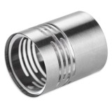 WISMEC Theorem Atomizer Sleeve Steel