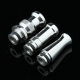 5x Stainless Steel Drip Tips for e-Cigarette