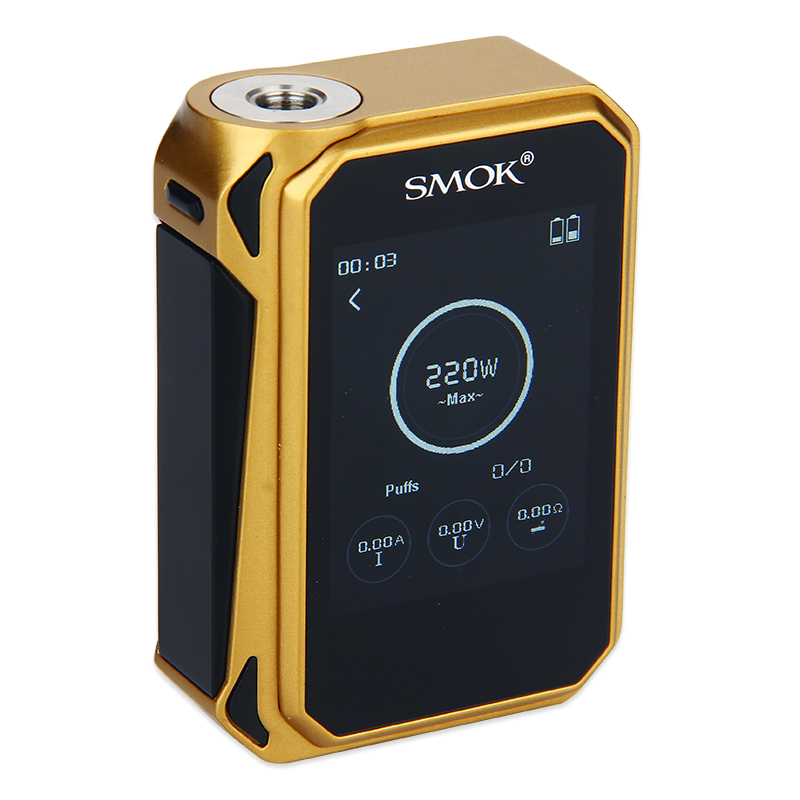 SMOK G-PRIV 220 Touch Screen MOD(Black Gold)