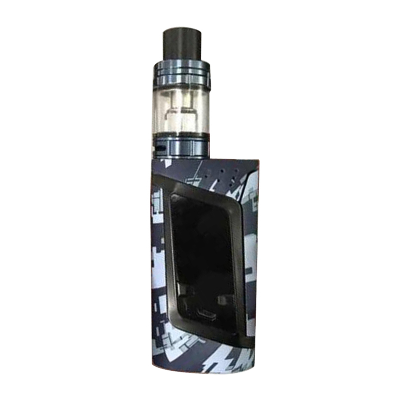 SMOK Alien 220W Kit with TFV8 Baby(Camouflage Blue, Standard Edition)