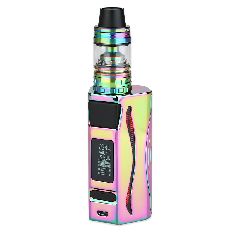 IJOY GENIE PD270 234W with Captain S 20700 TC Kit 6000mAh(Rainbow)