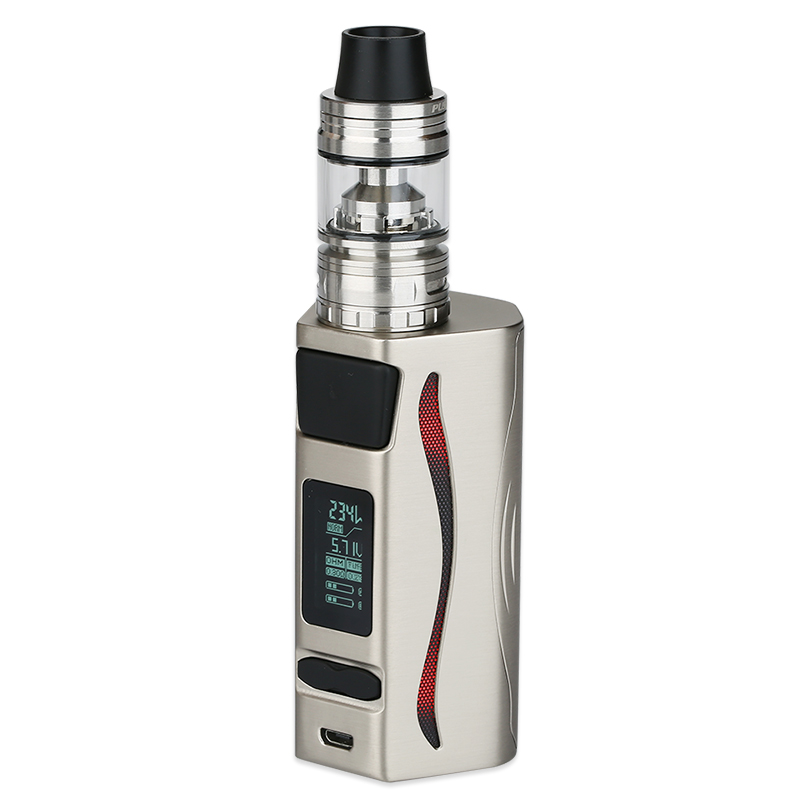IJOY GENIE PD270 234W with Captain S 20700 TC Kit 6000mAh(Silver)