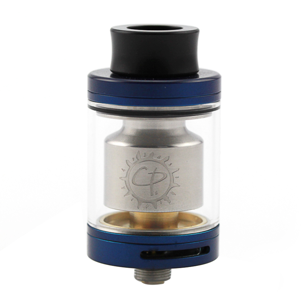 Image of Advken CP RTA with 810 Drip Tip 2.5ml(Blue, TPD-English Version)