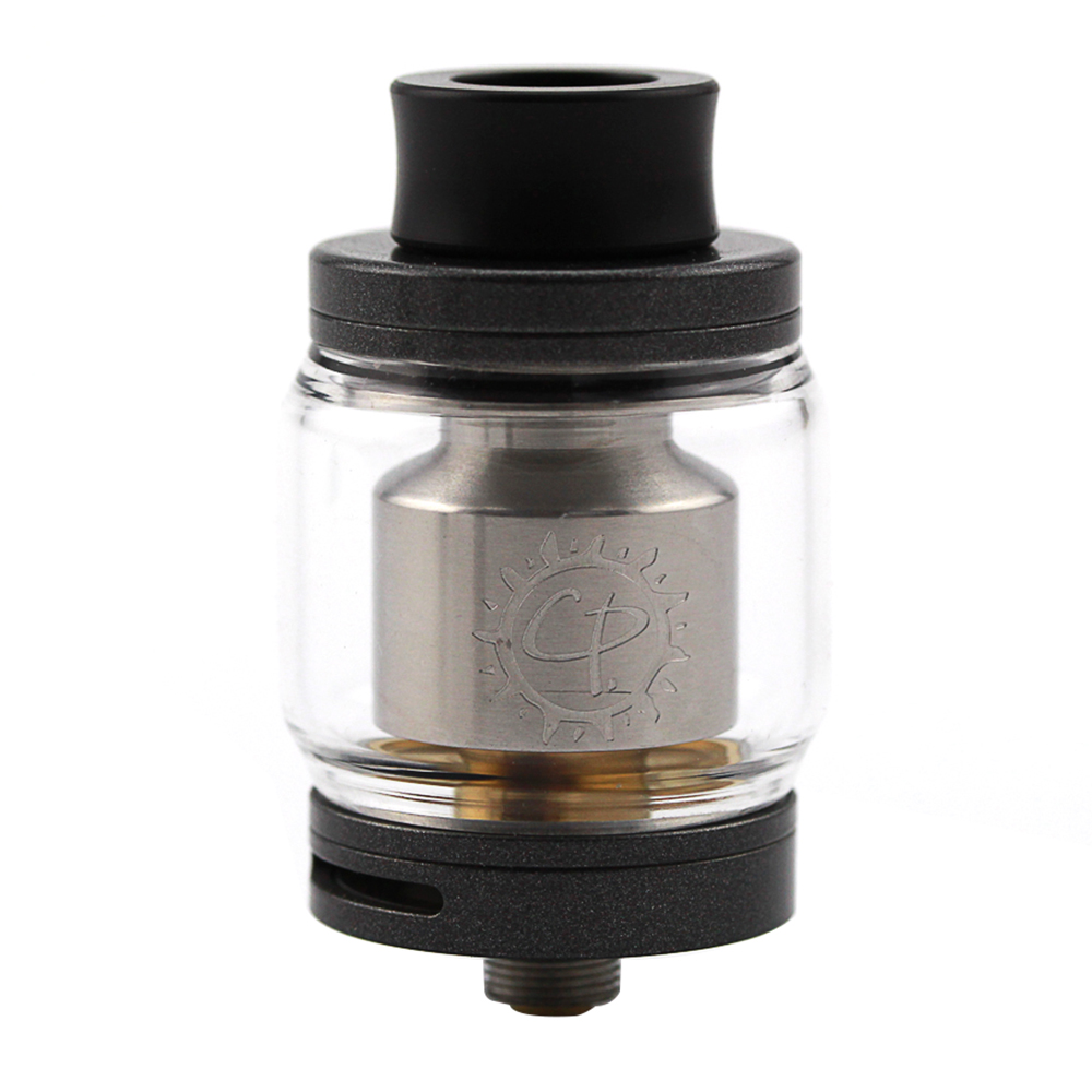 Image of Advken CP RTA with 810 Drip Tip 2.5ml(Gray, TPD-English Version)