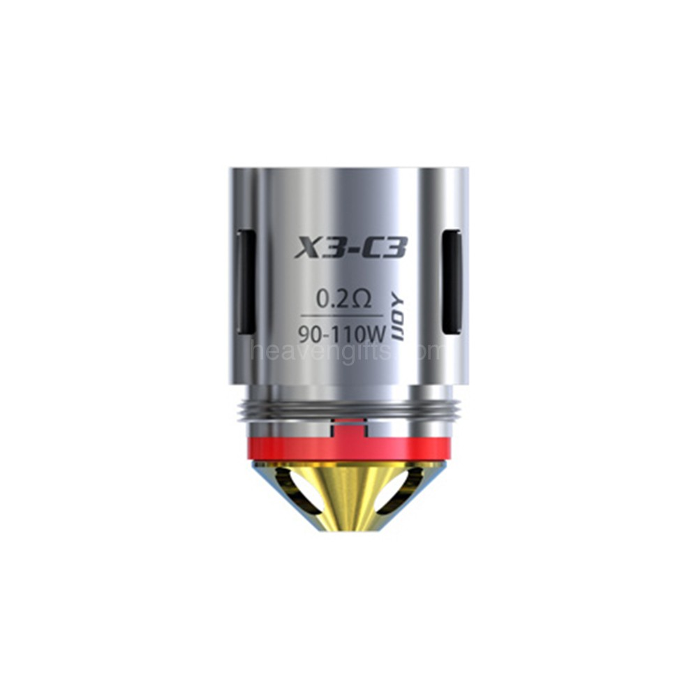 IJOY Katana/Diamond/Captain X3 Replacement Coil 3pcs