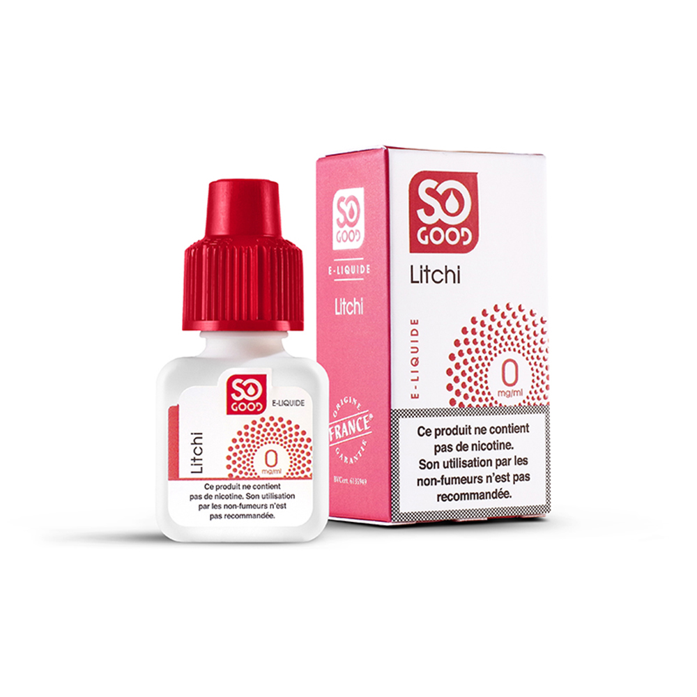 SO GOOD Premium PG+VG E-liquid E-juice Fruity