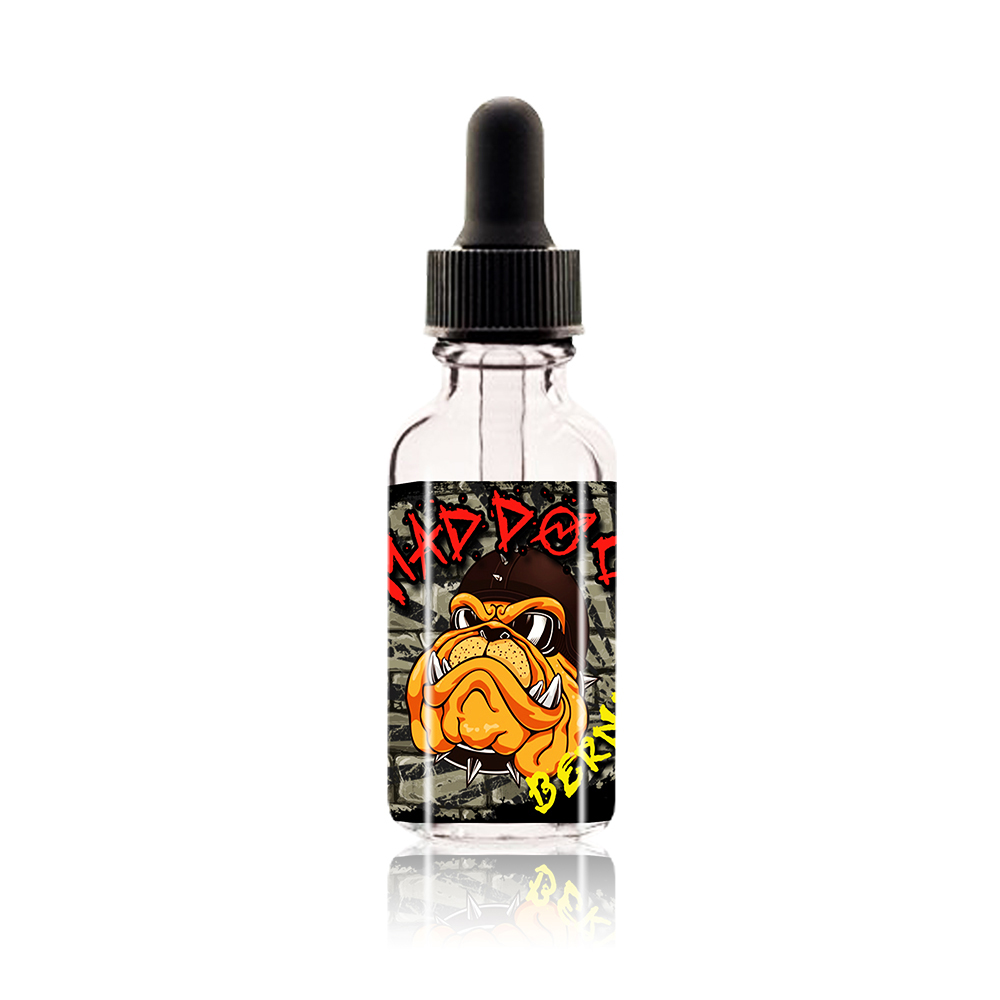 Freakyvape Premium Mad Dog PG+VG E-liquid E-juice 20ml(BERNI, 0mg/ml)