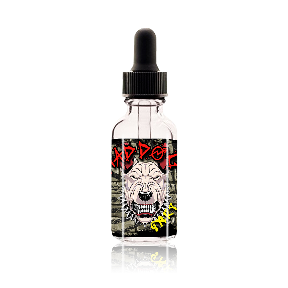 Freakyvape Premium PG+VG E-liquid E-juice 20ml(GARY, Mad