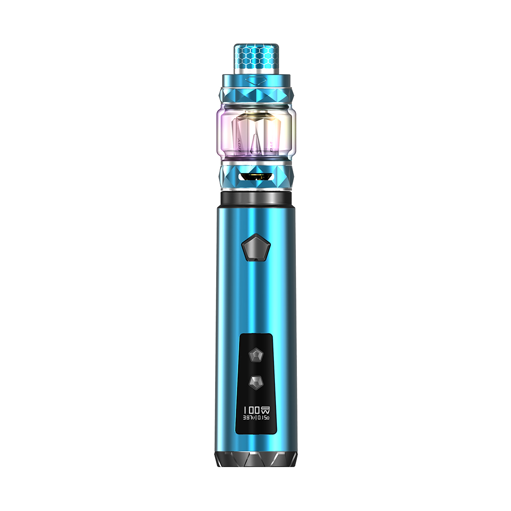 IJOY Saber 100 20700 VW Kit 3000mAh(Blue, 5.5ml Standard Version)