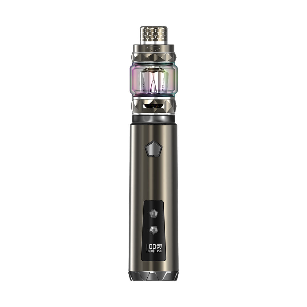IJOY Saber 100 20700 VW Kit 3000mAh(Gun Metal, 5.5ml Standard Version)