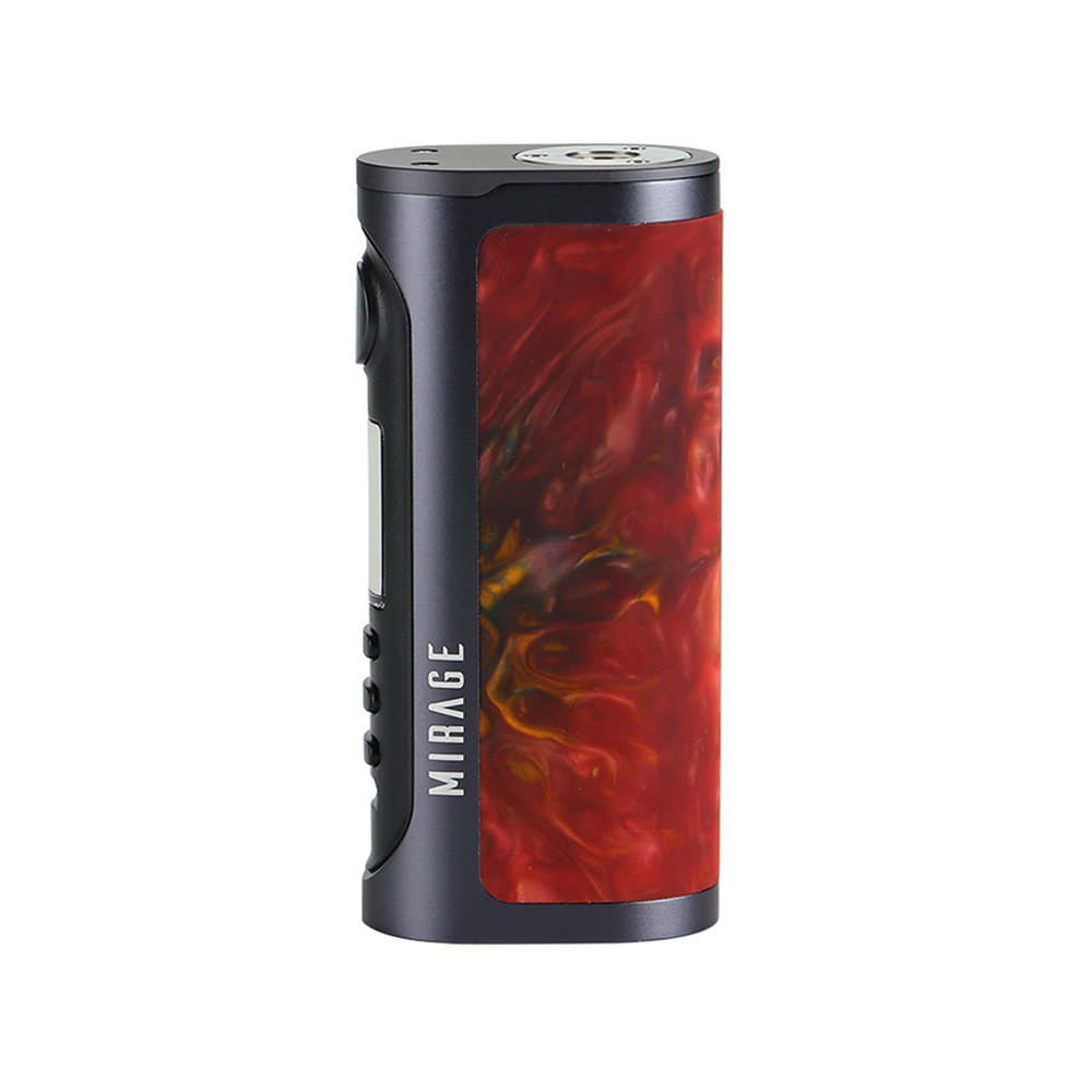 Lost Vape Mirage DNA75C TC Box MOD(Red Blaze, Dark Grey)