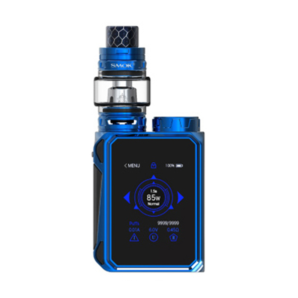 SMOK G-PRIV Baby 85W with TFV12 Baby Prince Kit Luxe Edition(Prism Blue, Standard Edition)