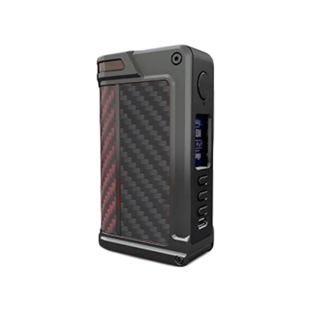 Lost Vape Paranormal 200W DNA250C TC Box MOD(Standard Version ( Rose Wood + Carbon Fiber ), Gun Metal(Red Black Kevlar))