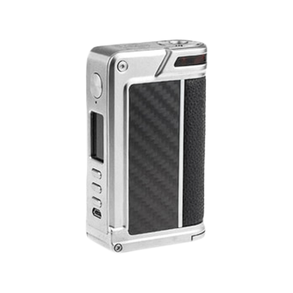 Lost Vape Paranormal 200W DNA250C TC Box MOD(Standard Version ( Rose Wood + Carbon Fiber ), Silver(Pearl Fish))