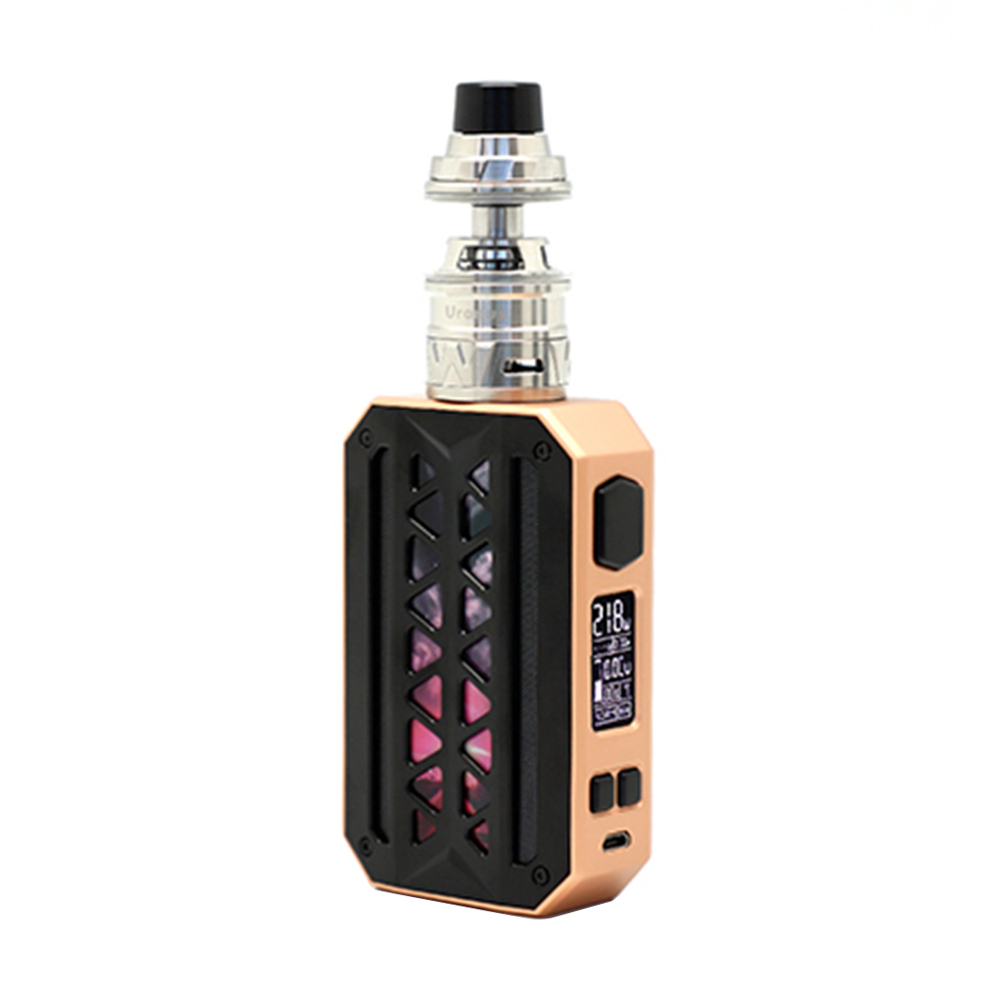 Vzone eMask 218W TC Kit with Uranus Tank(Champagne)
