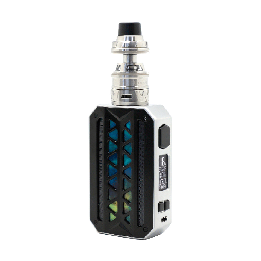 Vzone eMask 218W TC Kit with Uranus Tank(Pearl)