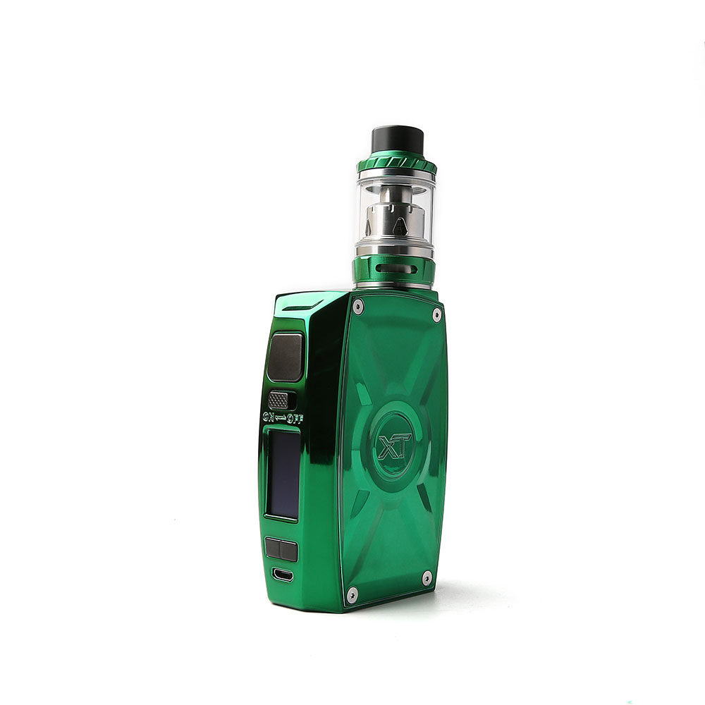 Tesla XT 220W TC Kit with Tallica Mini(Green)