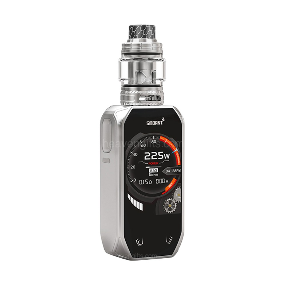 Smoant Naboo 225w Tc Kit With Tank Tambahan Packing Bubble Mouse Over To Zoom In