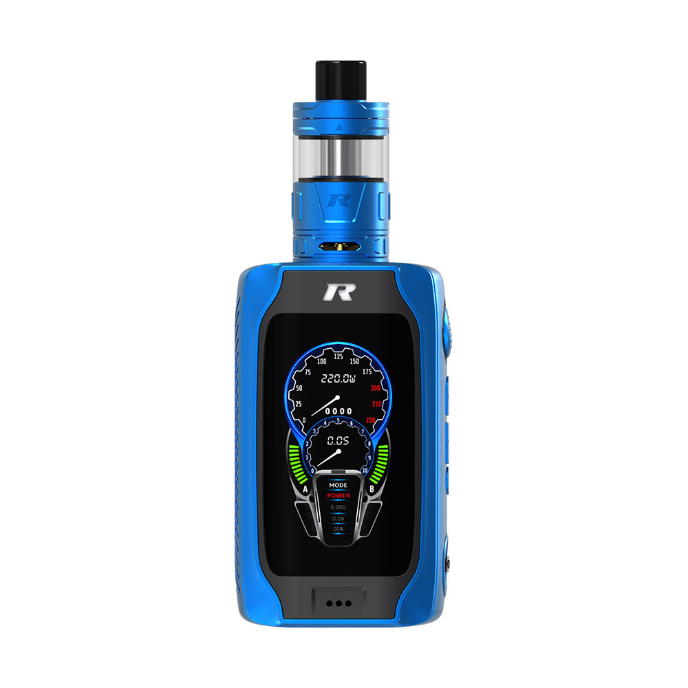 REV Phantom 220W TC Kit with Drift II Tank(Blue, 5ml Standard Edition)