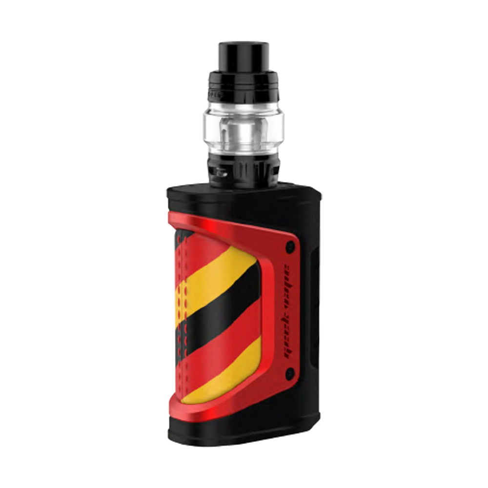Geekvape Aegis Legend 200W TC Kit with Alpha Tank(Germany Flag, 4ml Special Standard Edition)
